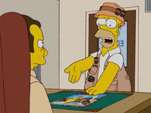 Homer reclama editor inquisitor revista