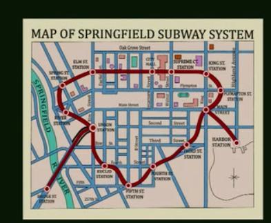Old Springfield Subway