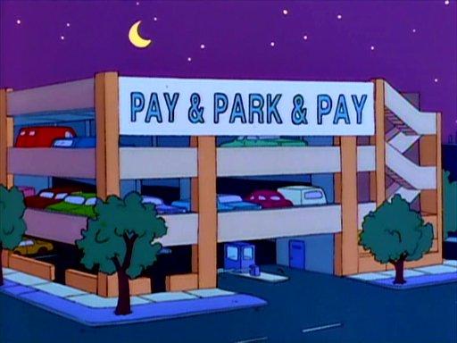 Pay & Park & Pay