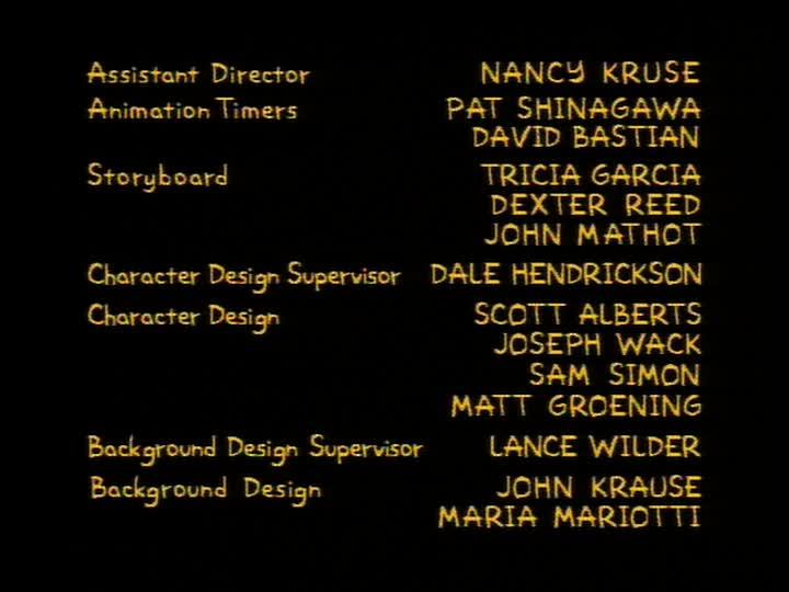 'Round Springfield Credits 54.JPG