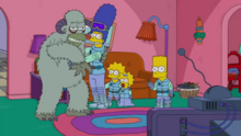 'Tis the 30th Season Couch Gag.png