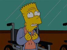 Bart velho triste 18x18