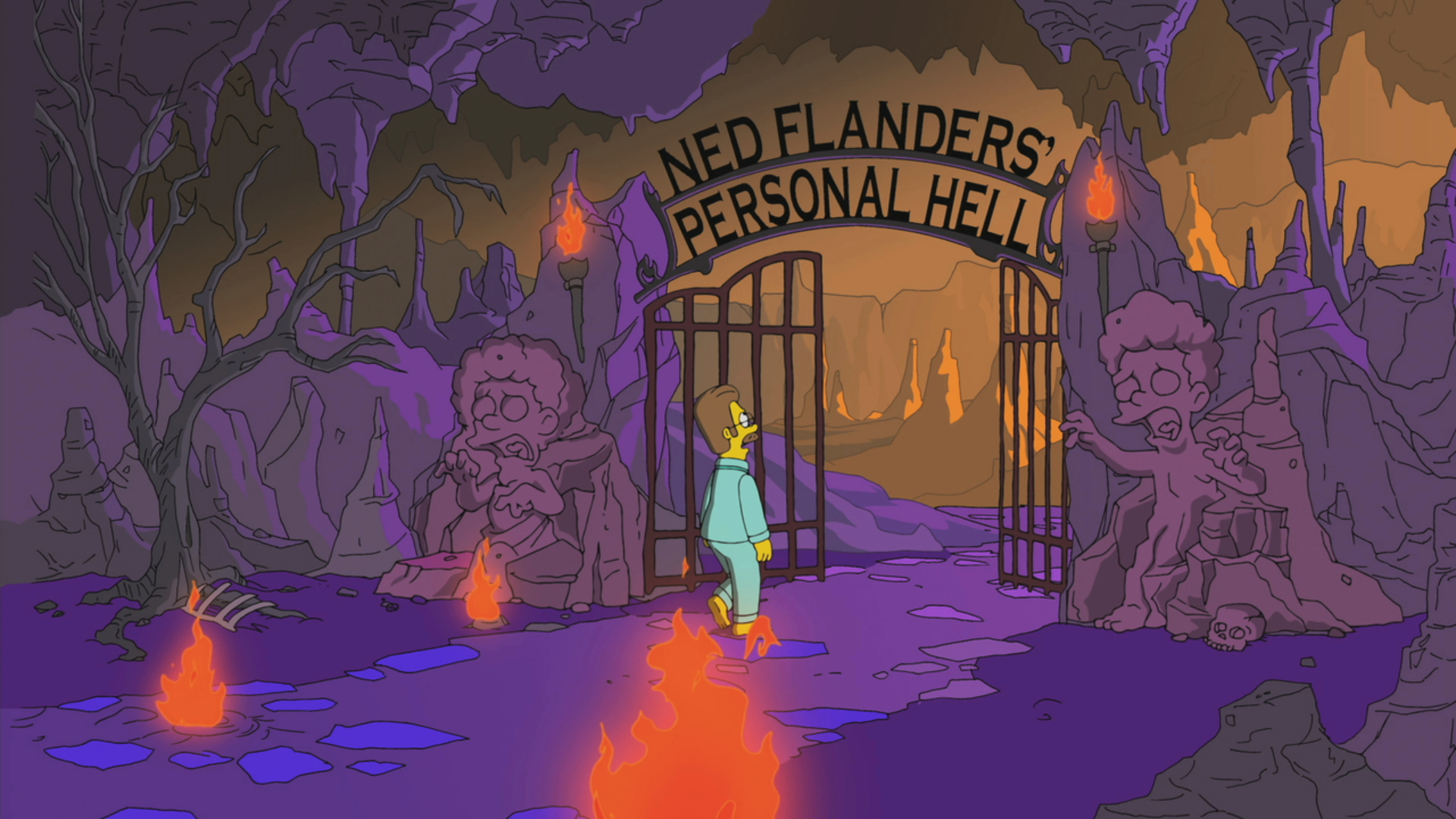 Ned Flanders' Personal Hell