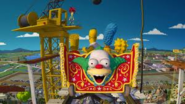 The Simpsons Ride Simulator Image