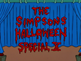 The Simpsons Halloween Special X