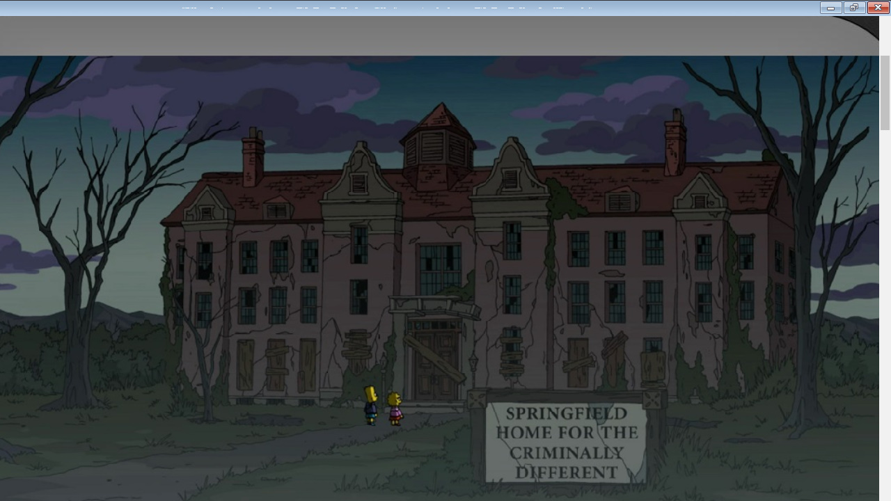 Springfield Home For the Criminally Different