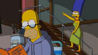Beware My Cheating Bart 11