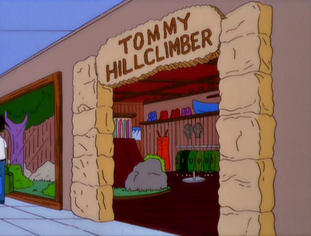 Tommy Hillclimber