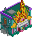 Aztec Theater Tapped Out
