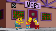 Bart and friends laughing.png