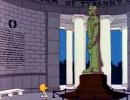 Mr. Lisa Goes to Washington 2