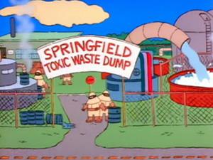 Depósito de Lixo Tóxico de Springfield