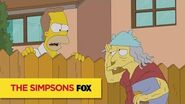 """THE SIMPSONS The Babysitter from """"The Kids Are All Fight"""" ANIMATION on FOX"""