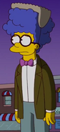 Marge as Smithers