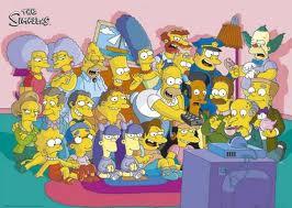 Programação dos Simpsons na TV
