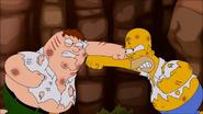 Peter vs Homer
