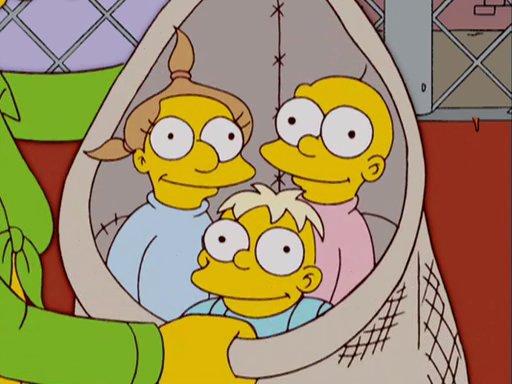 Three Unnamed Spuckler Babies