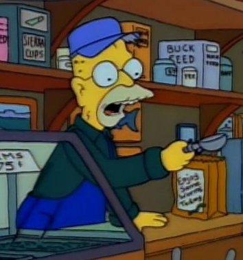 Bait Shop Owner