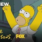 Preview Be There When The Simpsons Make History Season 29 Ep. 18 THE SIMPSONS