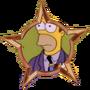 Le demi-frère d'Homer