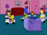 Go-Karts couch gag