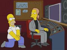 Homer declan ilha edição