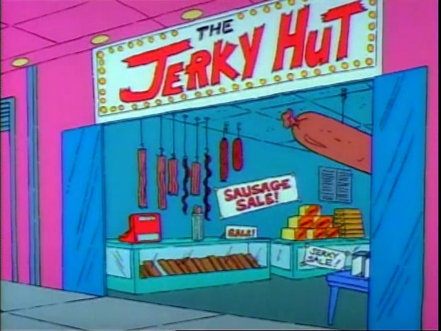The Jerky Hut
