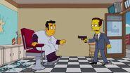 Dan Gillick Threatening to Shoot Johnny Tightlips