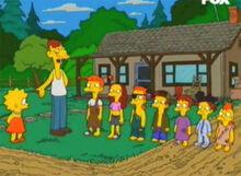 Lisa cletus crianças