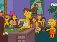 Cletus contrato krusty lisa