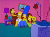 """Ha ha!"" couch gag"