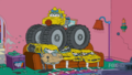 Cars Family couch gag