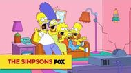 "THE SIMPSONS Couch Gag from ""Mathlete's Feat"" ANIMATION on FOX"