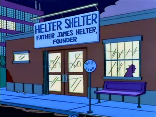 The Helter Shelter