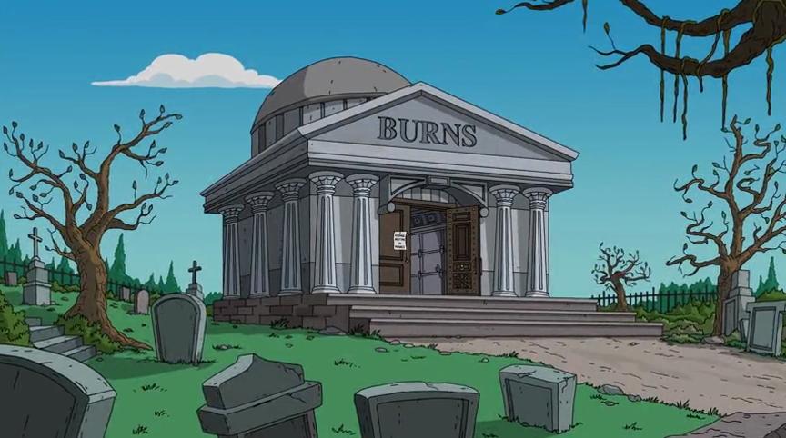 Burns Family Mausoleum