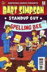 Bart Simpson-Standup Guy
