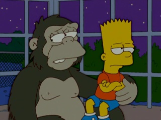 Bart a deux mamans