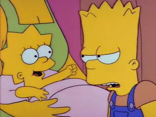 Lisa's First Word 100