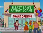 Sleazy Sam's Payday Loans
