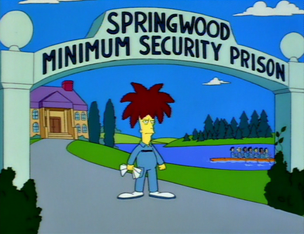 Springwood Minimum Security Prison