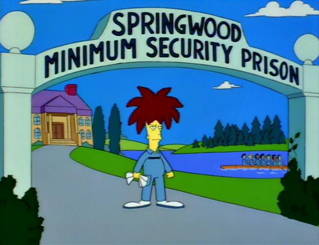 Prisão de Segurança Mínima