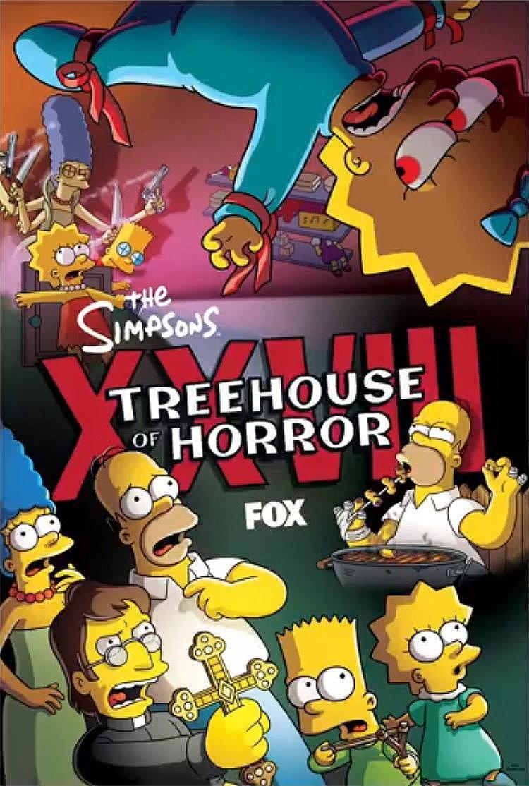A Casa da Árvore dos Horrores XXVIII