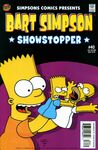 Bart Simpson-Showstopper