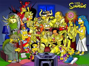 CDZ Simpsons