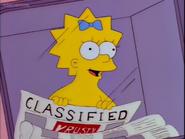Maggie newspaper