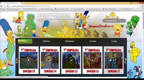Os Simpsons Online/Os Simpsons Online grátis
