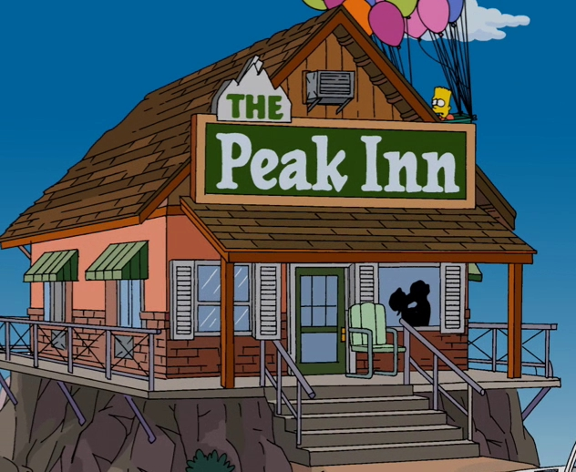 The Peak Inn