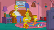 Bart vs. Itchy & Scratchy 4