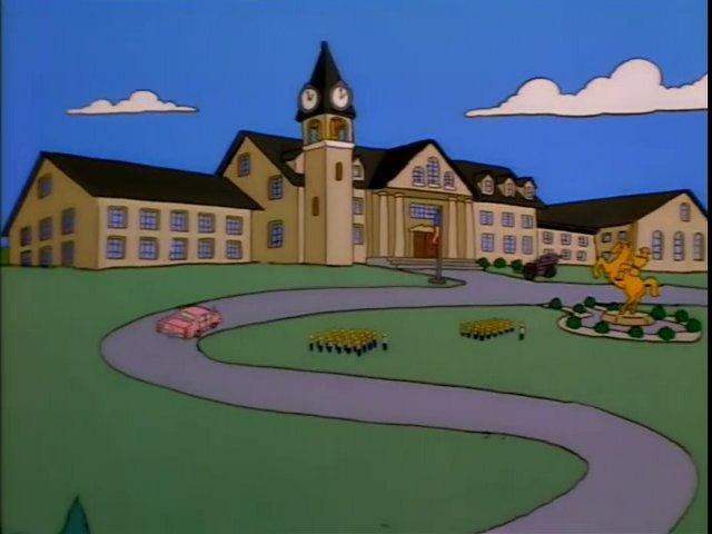 Rommelwood Military School