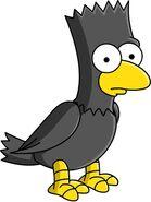 Bart the raven